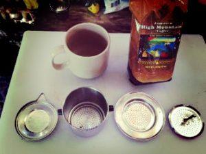 Jamaican Coffee Skin Scrubs