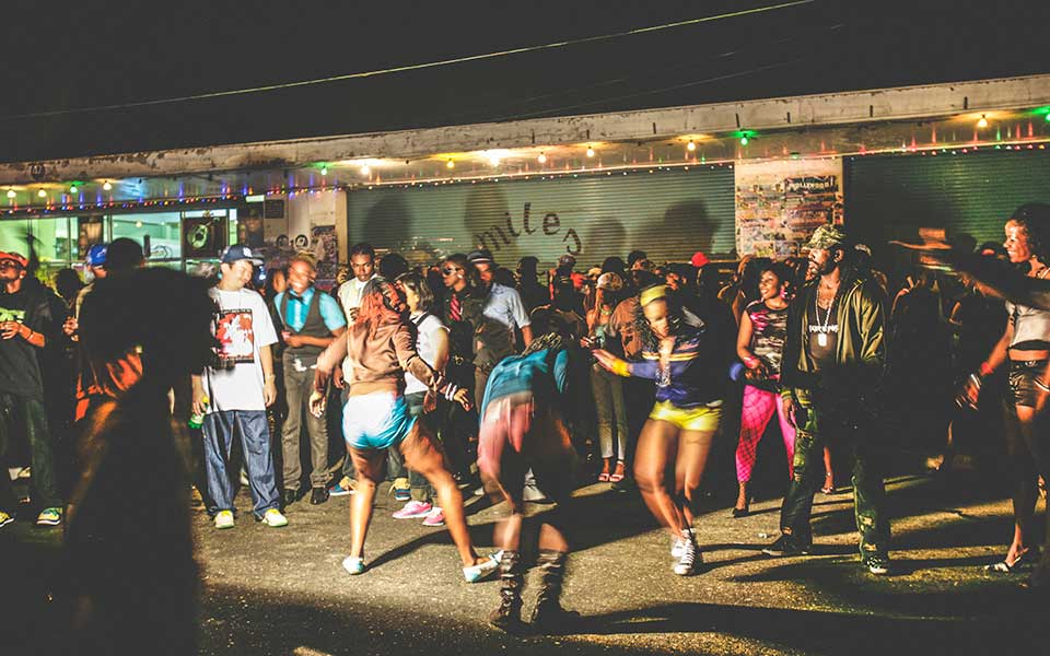 Jamaican Nightlife
