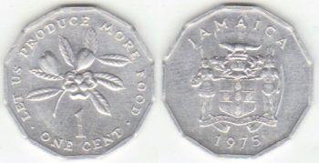 Jamaican 1 Cent