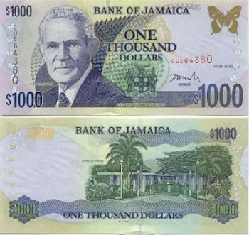Tourist Guide To Jamaican Money By Camp